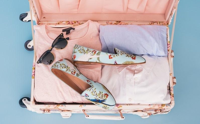 собрать чемодан