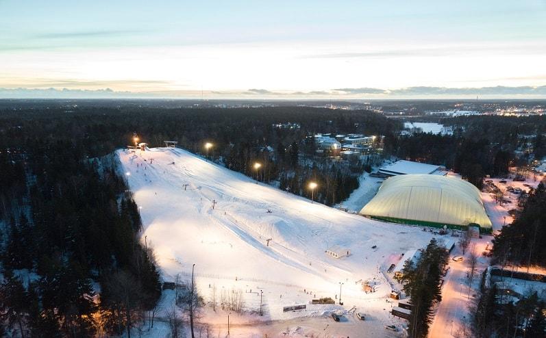 slēpošanas trase