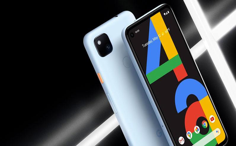 google pixel mobilais