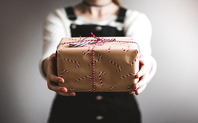 рождественские подарки своими руками