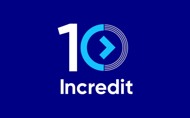 Incredit 10 gadi
