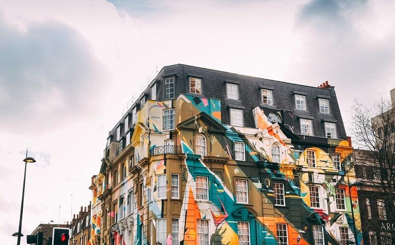 Londonas ēkas