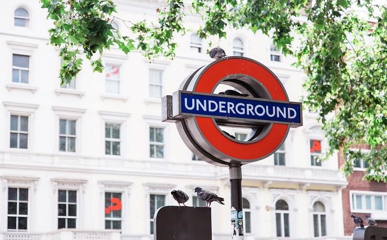 Londonas metro