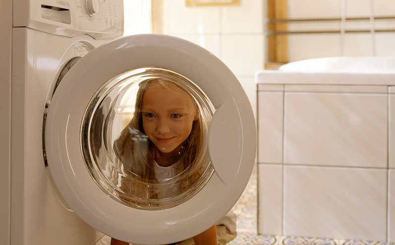 veļas mašīna