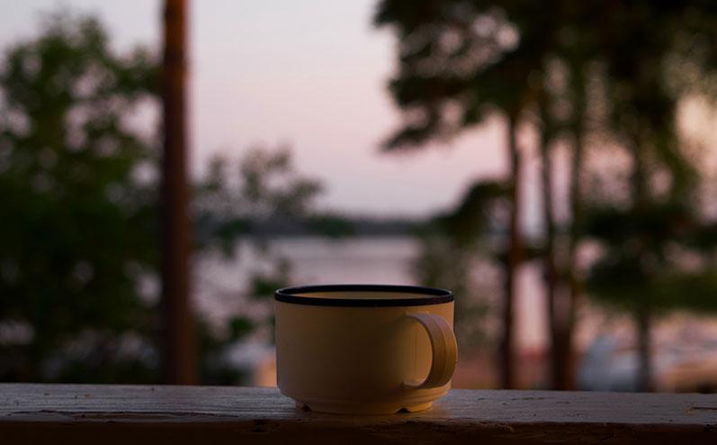 tējas krūze