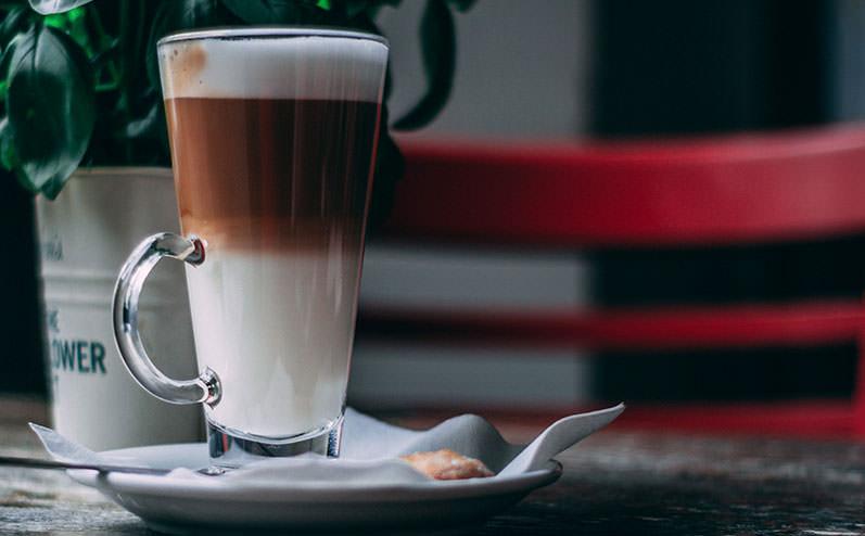 latte kafija