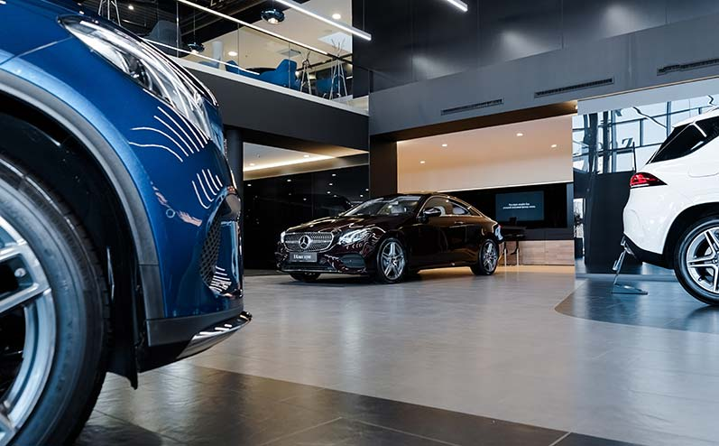 auto salons