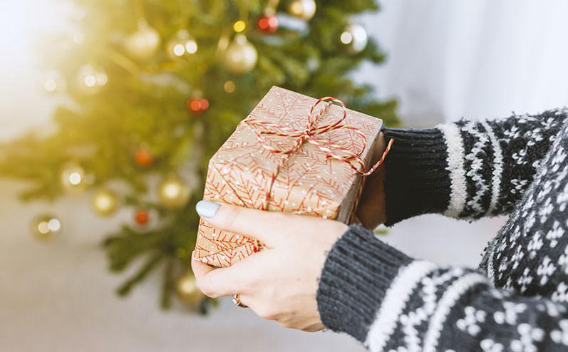 ziemassvētku dāvana