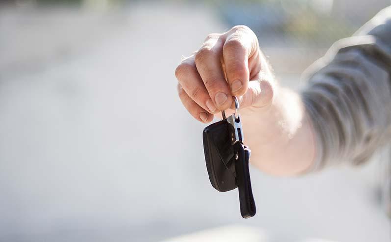 auto atslēgas