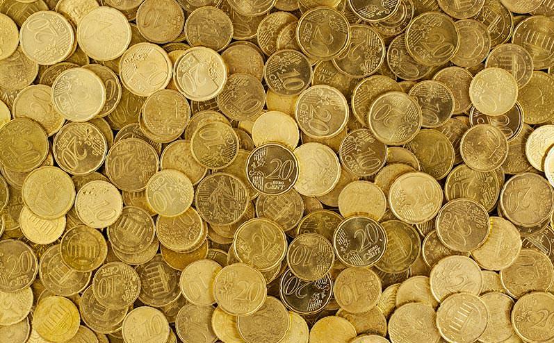 zelta monētas